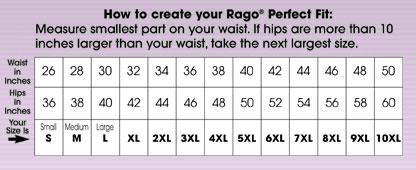 Rago 825 Luxury Red Black Satin Lace Waist Cincher Girdle Whatliesbeneath Me