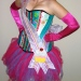 The Final Reveal ~  Sweet DIY Retro Cupcake Corset Costume