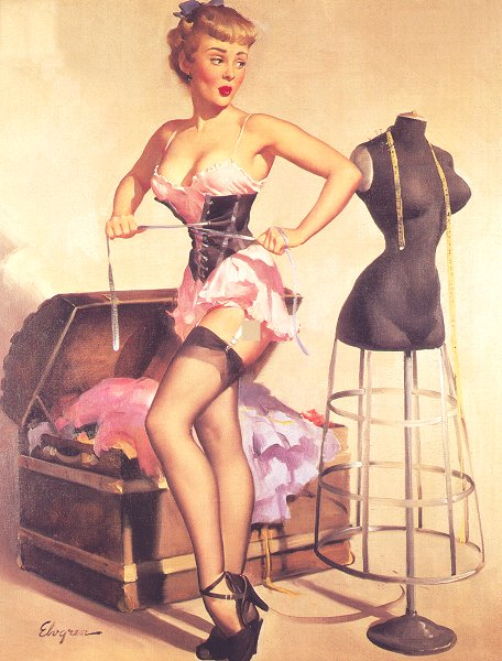 Getting Up Close & Personal With Your Seamstress – Pin Up ...