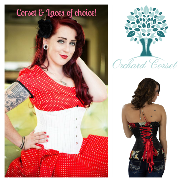 Orchard Corset