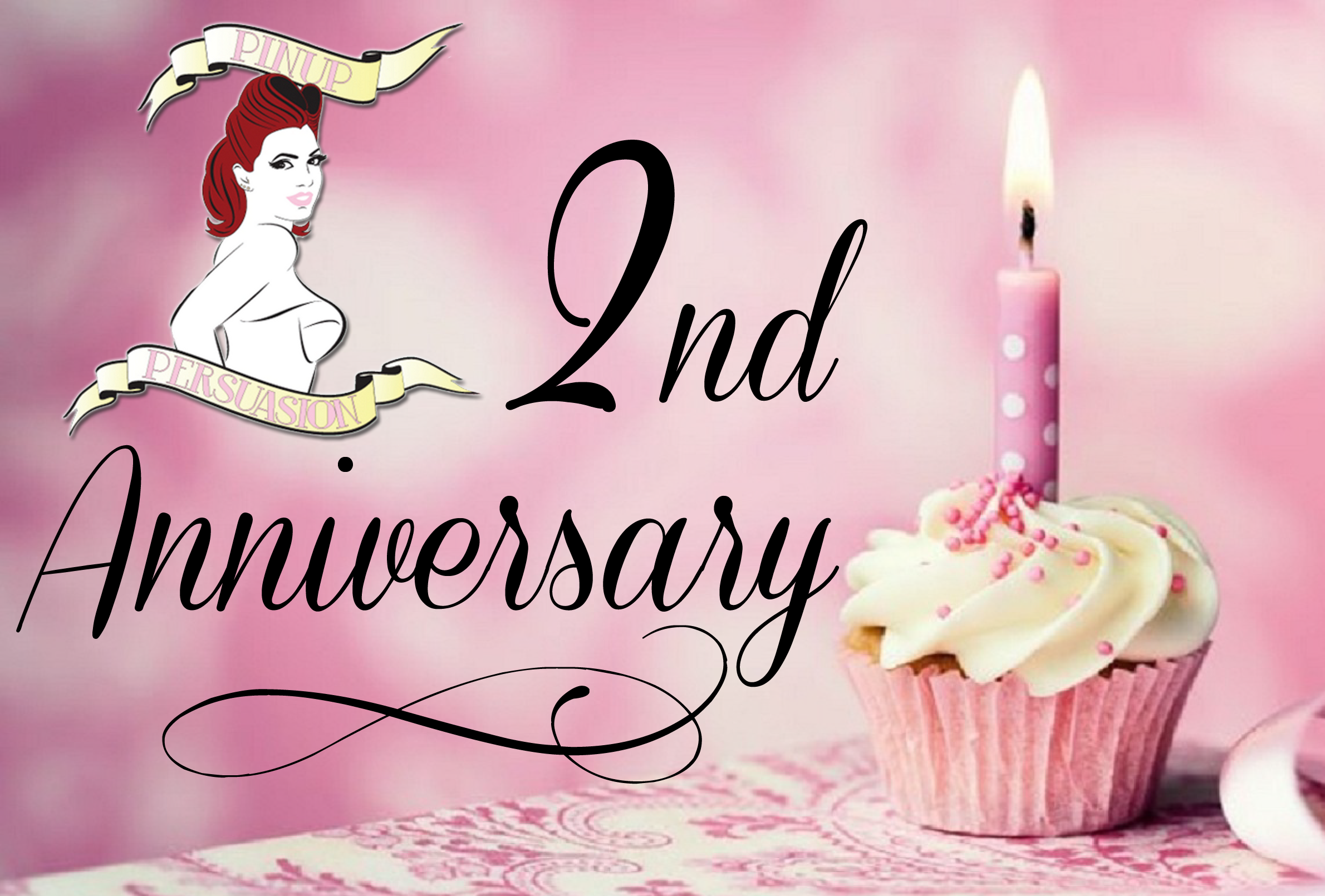 Pin Up Persuasion's 2nd Anniversary Giveaway Bash! | Pin Up
