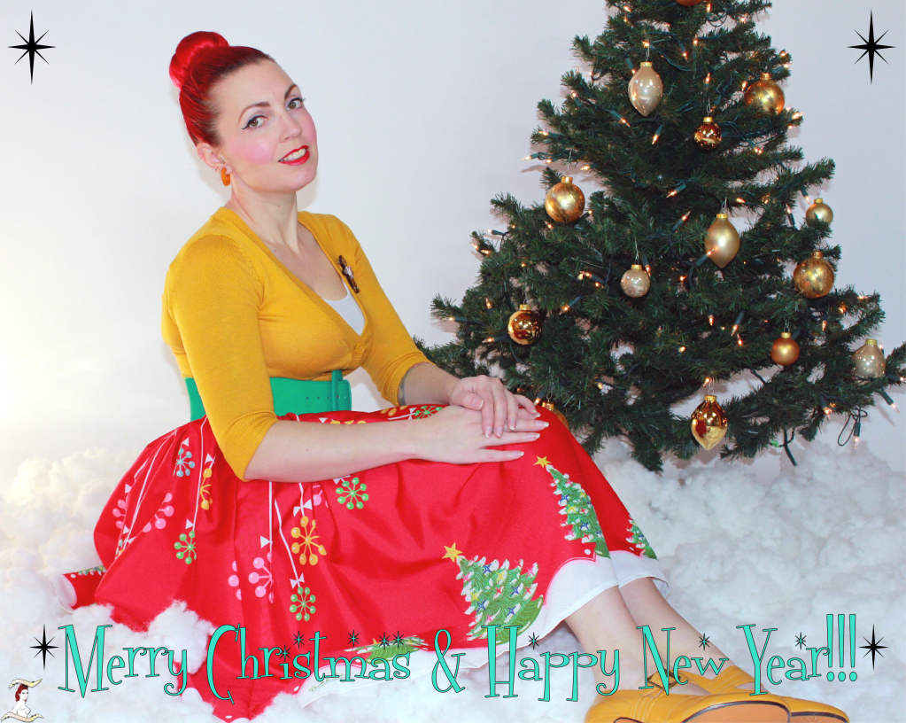 A Kitschy Christmas – Pin Up Persuasion